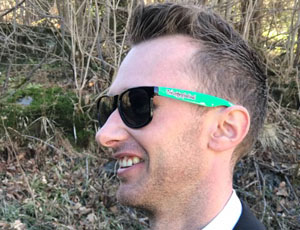 Solbriller Grønn