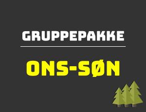 gruppepakke-ons-søn